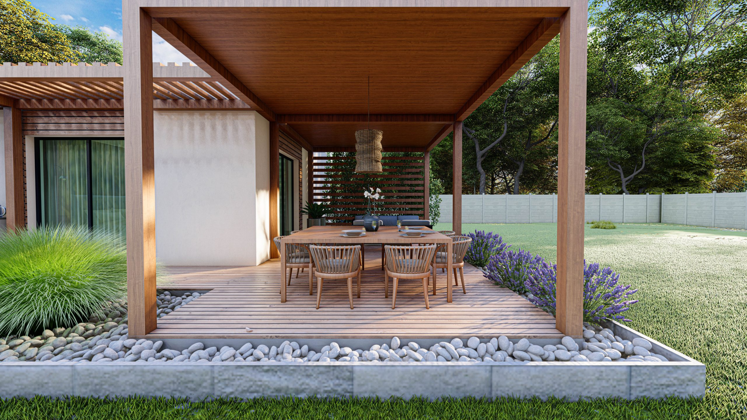 navrh exterieru terasa jedalensky stol1